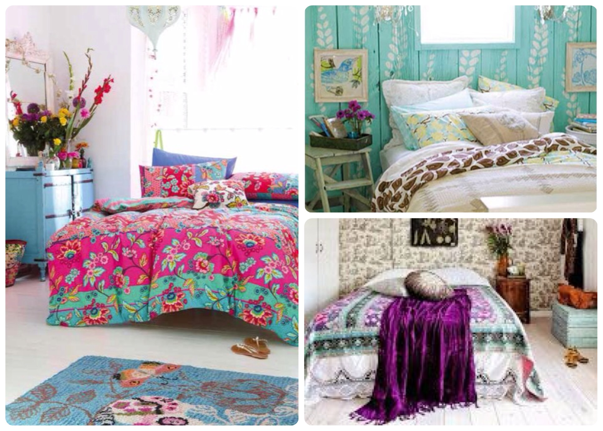 Las claves de la deco boho chic clouds events for Decoracion casa hippie
